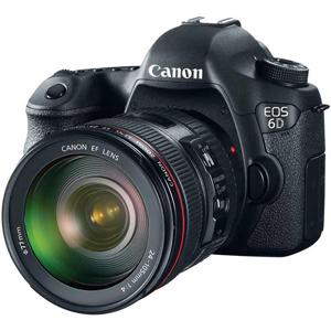 دوربین عکاسی کانن EOS 6D با لنز 24-105 میلیمتری