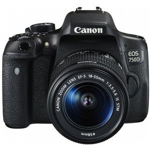 قیمت دوربیت عکاسی ارزان کانن 750D