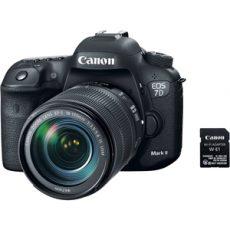 دوربین عکاسی کانن EOS 7D Mark II با لنز 18-135 IS USM