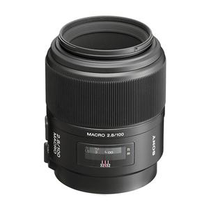 لنز دوربین سونی ماکرو 100 mm F2.8 Macro