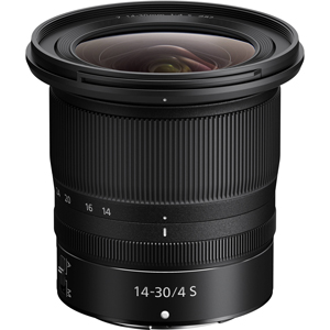 لنز دوربین نیکون NIKKOR Z 14-30mm f/4 S