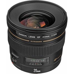 خرید لنز دوربین کانن EF 20mm f/2.8 USM