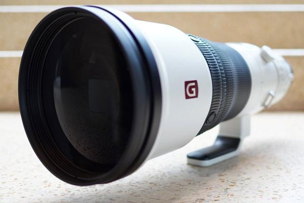 لنز FE 600 mm F4 GM OSS