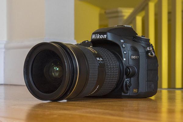 مشخصات دوربین عکاسی نیکون D610