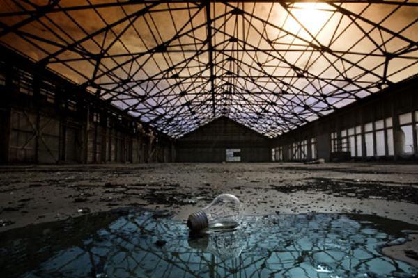 مکان مناسب عکاسی صنعتی