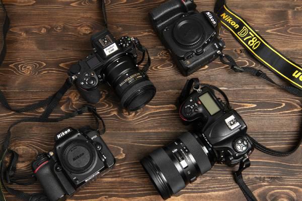نمایندگی رسمی فروش لنز و دوربین های نیکون