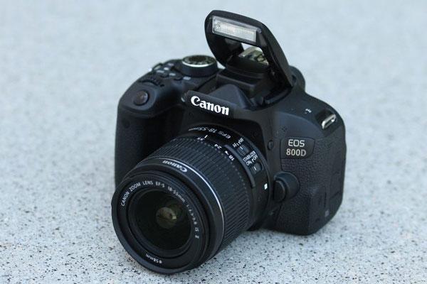 خصوصیات دوربین عکاسی کانن EOS 800D