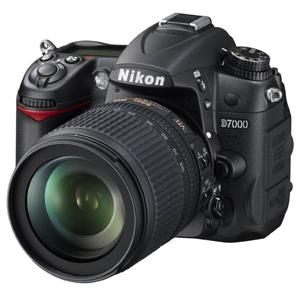 دوربین عکاسی نیکون D7000