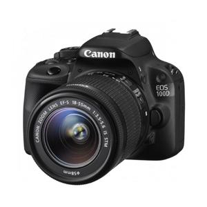 دوربین عکاسی کانن EOS 100D