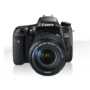دوربین عکاسی کانن EOS 760D