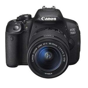 دوربین عکاسی canon EOS 700D