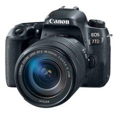قیمت دوربین مبتدی EOS 77D - خرید دوربین عکاسی کانن
