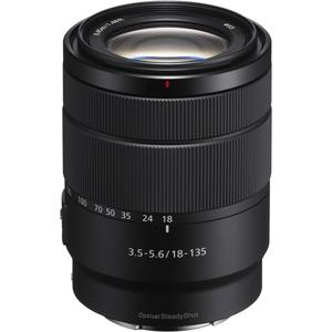 لنز سونی E 18-135mm f/3.5-5.6 OSS