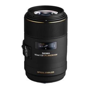 لنز سیگما 105mm f/2.8 EX DG OS HSM Macro