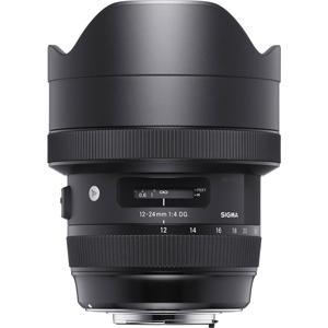 لنز سیگما 12-24mm f/4 DG HSM Art