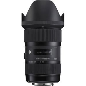 لنز سیگما 18-35mm F1.8 DC HSM