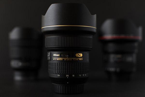 لنز مناسب عکاسی در شب با دوربین فول فریم