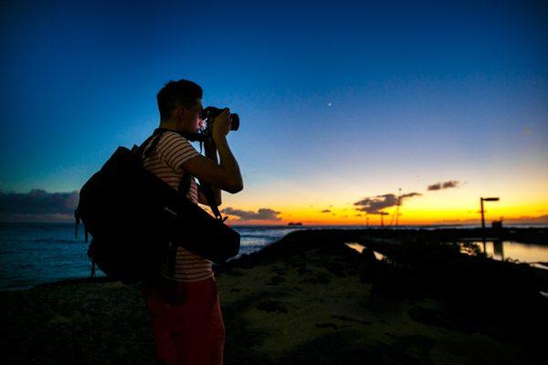 لنز مناسب عکاسی در شب