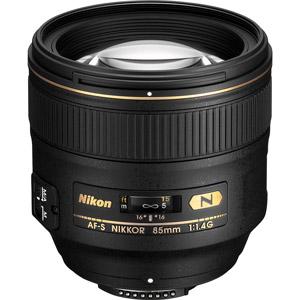لنز نیکون AF-S NIKKOR 85mm f/1.4G