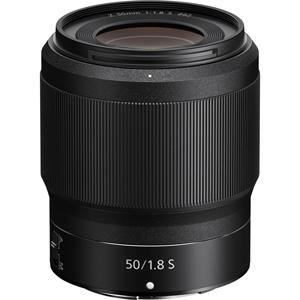 لنز نیکون Nikkor Z 50mm F1.8 S