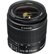 قیمت لنز دوربین کانن CANON EF-S 18-55mm f/3.5-5.6 IS II