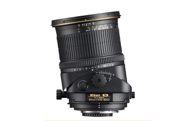 لنز Nikon 24mm PC-E