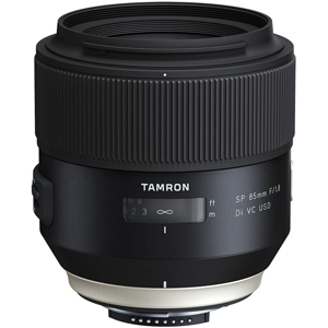 لنز Tamron SP 85mm F/1.8 Di VC USD