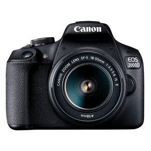 خرید دوربین ارزان قیمت عکاسی کانن EOS 2000D