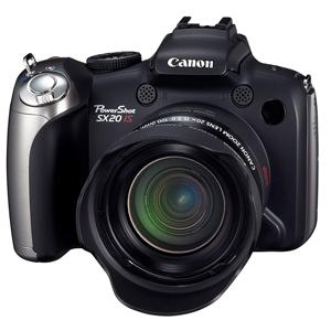 دوربین عکاسی کانن SX20 IS