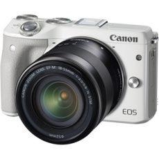 دوربین کانن EOS M3 Mirrorless + کیت 15-55 میلیمتری
