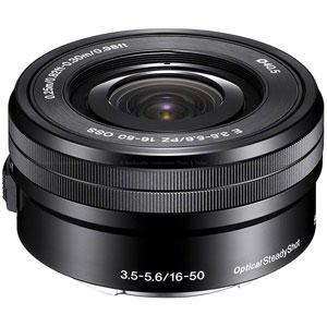 لنز سونی E PZ 16-50mm f/3.5-5.6 OSS