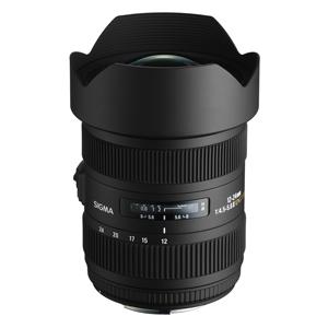 لنز سیگما 12-24mm f/4.5-5.6 DG HSM II