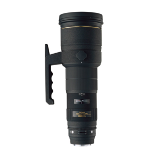 لنز سیگما 500mm F4.5 EX DG APO HSM