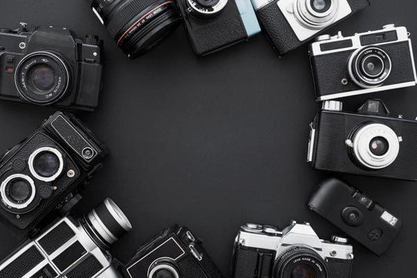 کاربرد دوربین های عکاسی مختلف