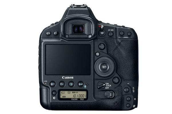 بدنه و صفحه دوربین کنون کانن EOS 1D X Mark II