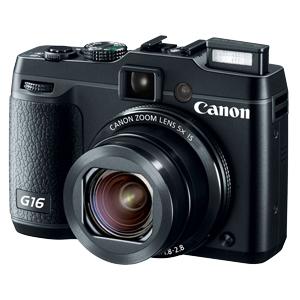 دوربین عکاسی کانن G16