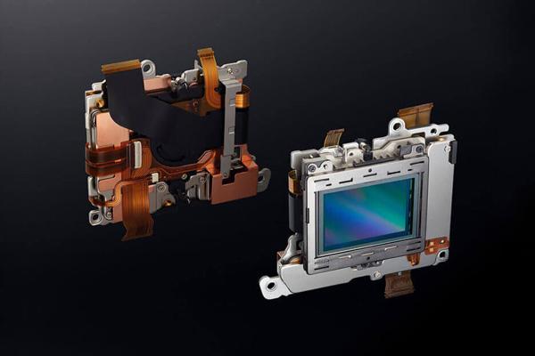 سنسور دوربین دیجیتال z6
