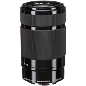 لنز دوربین تله فوتو Sony E 55-210mm f/4.5-6.3 OSS