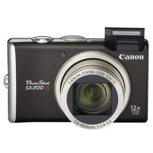 قیمت دوربین عکاسی کانن اس ایکس SX200 IS