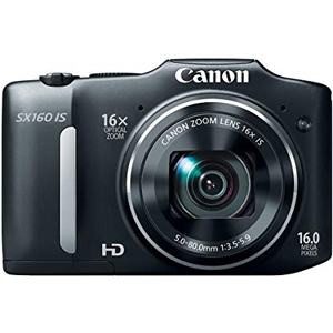 دوربین کامپکت پاورشات کانن SX160 IS