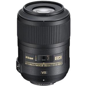 لنز ماکرو نیکون AF-S DX NIKKOR 85mm f/3.5G ED VR