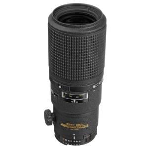 لنز نیکون ماکرو AF NIKKOR 200mm f4D IF-ED