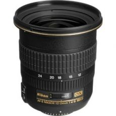 لنز نیکون AF-S DX 12-24mm f4G IF-ED