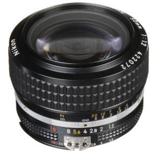 لنز نیکون NIKKOR 50mm f1.2