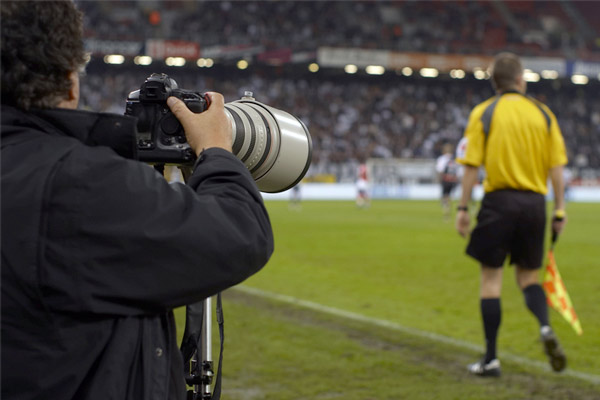 بهترین لنز ها برای عکاسی ورزشی