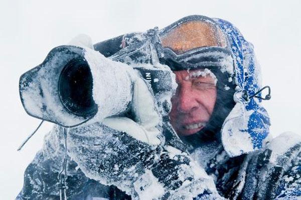 تکنیک های عکاسی زمستانی