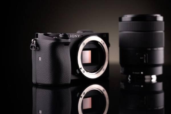 سنسور دوربین سونی a6400