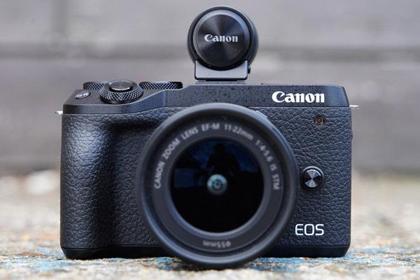 دوربین Canon Eos M6