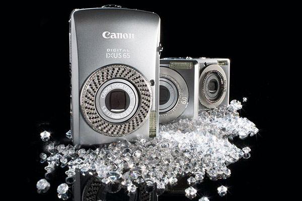 Diamond Canon IXUS