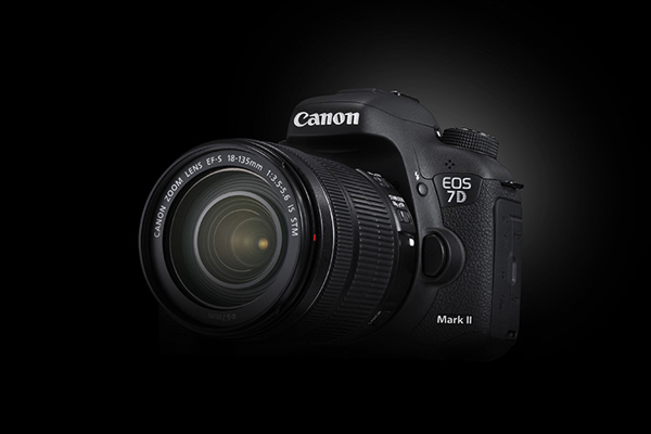 EOS 7D MkII برای عکاسی از حیات وحش